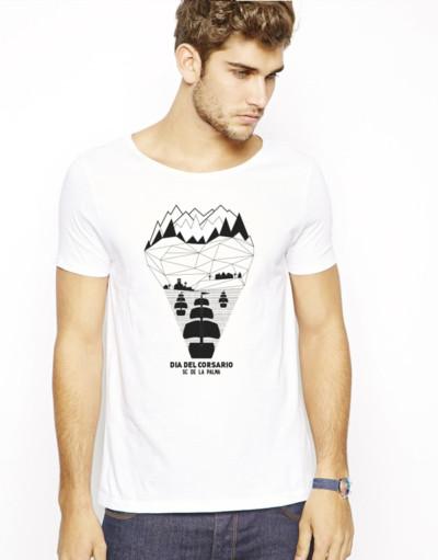 Camiseta chico blanca